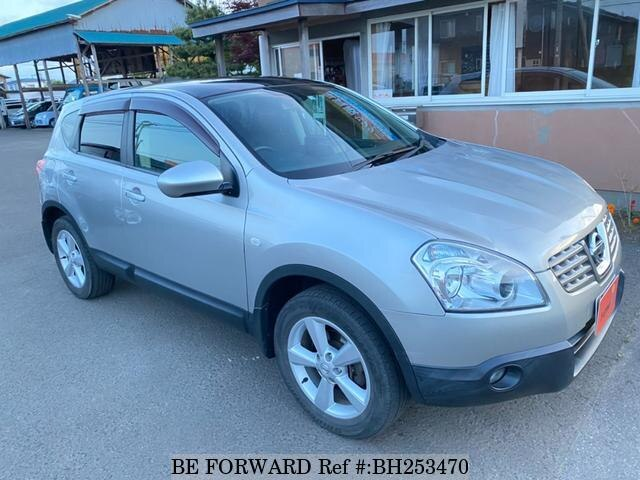 Used 2008 NISSAN DUALIS BH253470 for Sale