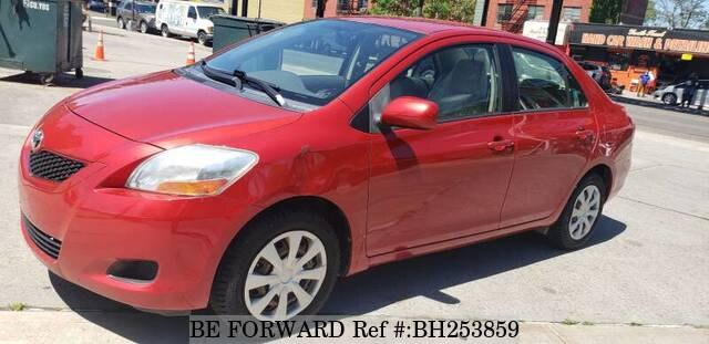 Used 2010 TOYOTA YARIS BH253859 for Sale