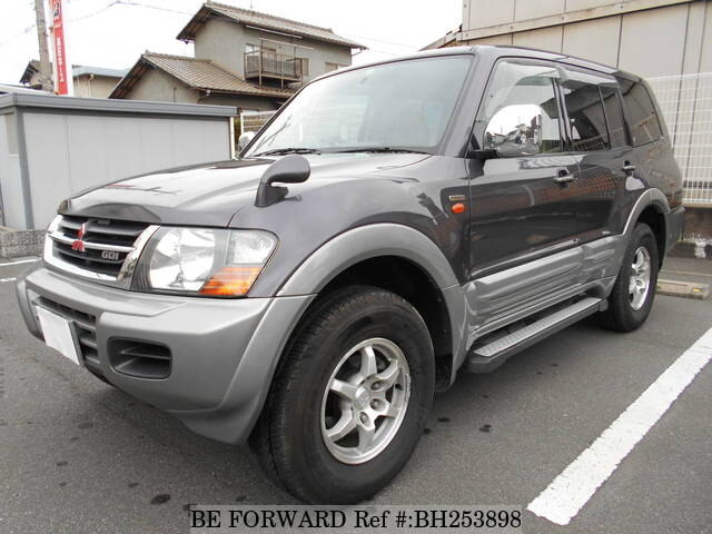 Used 2000 MITSUBISHI PAJERO BH253898 for Sale