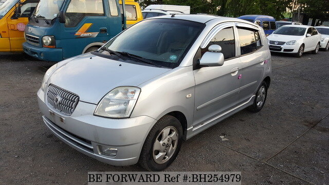 Used 2005 KIA MORNING (PICANTO) BH254979 for Sale
