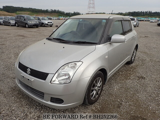 Used 2005 SUZUKI SWIFT BH252266 for Sale