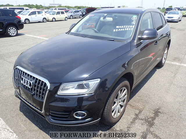 Used 2014 AUDI Q5 BH252339 for Sale