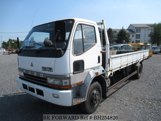 Used 1997 MITSUBISHI FIGHTER MIGNON BH254826 for Sale