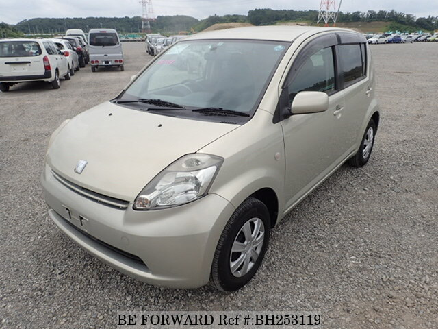 Used 2005 TOYOTA PASSO BH253119 for Sale