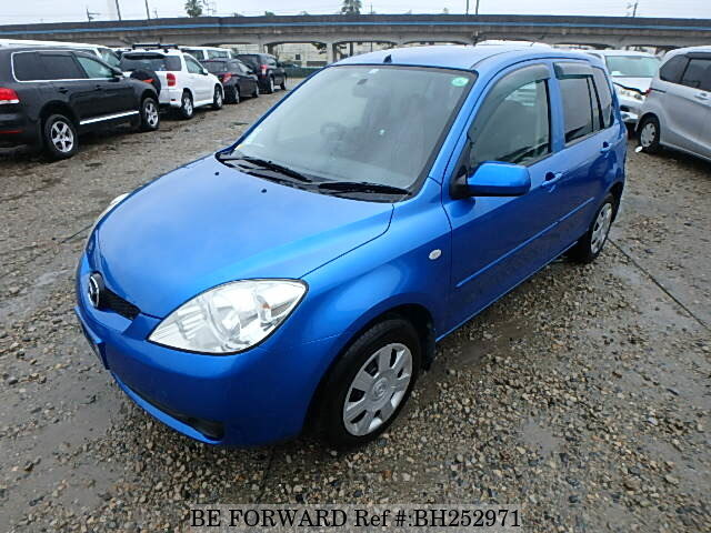 Used 2006 MAZDA DEMIO BH252971 for Sale