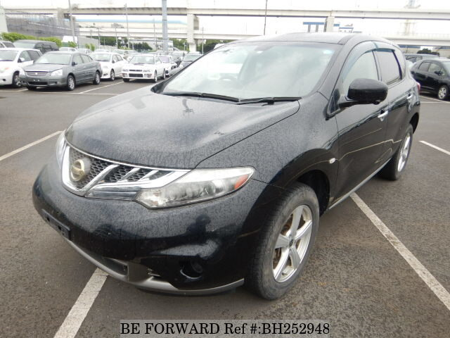 Used 2011 NISSAN MURANO BH252948 for Sale
