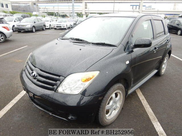 Used 2007 TOYOTA IST BH252956 for Sale