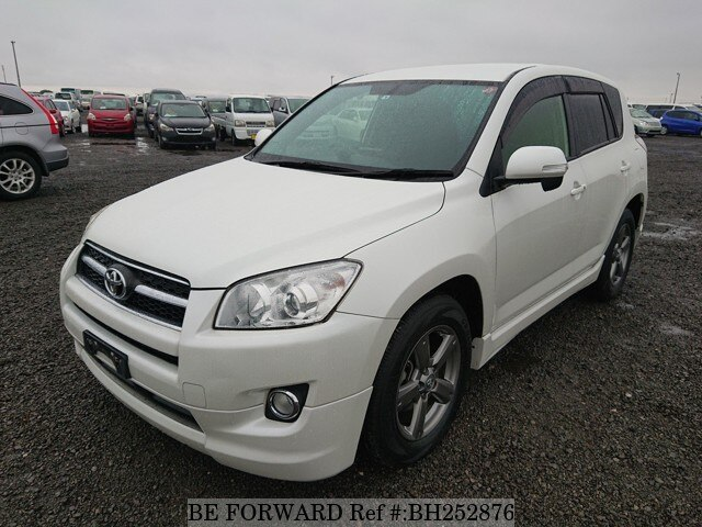 Used 2014 TOYOTA RAV4 BH252876 for Sale