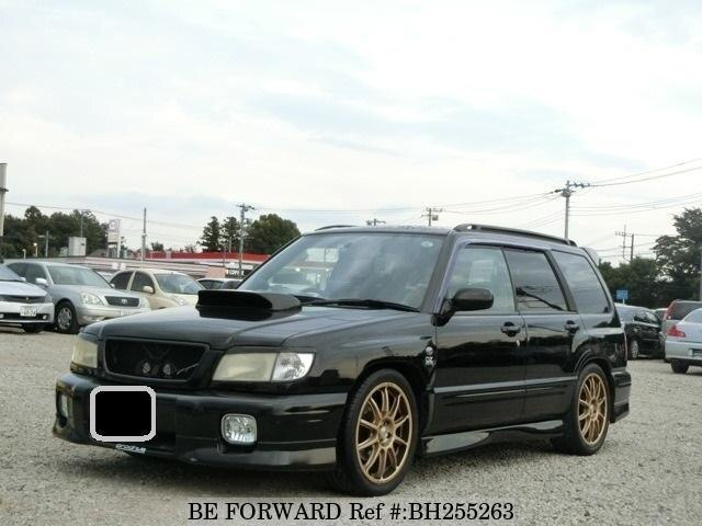 Used 2000 Subaru Forester Sf5 For Sale Bh255263 Be Forward