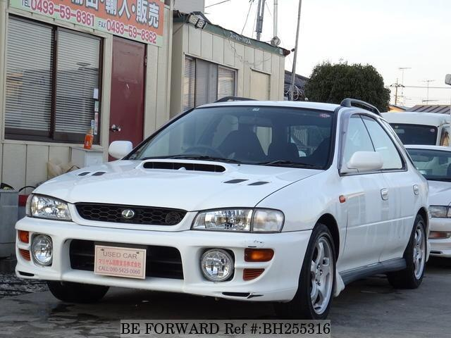 Used 1999 SUBARU IMPREZA SPORTSWAGON BH255316 for Sale