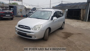 Used 2007 KIA CARENS BH255380 for Sale