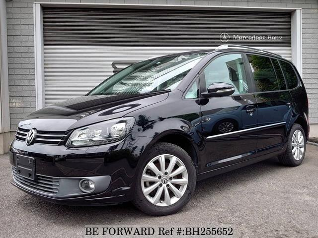 Used 2011 VOLKSWAGEN GOLF TOURAN BH255652 for Sale