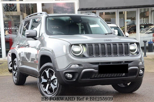 Used 2019 Jeep Renegade Automatic Diesel For Sale Bh255939 Be Forward