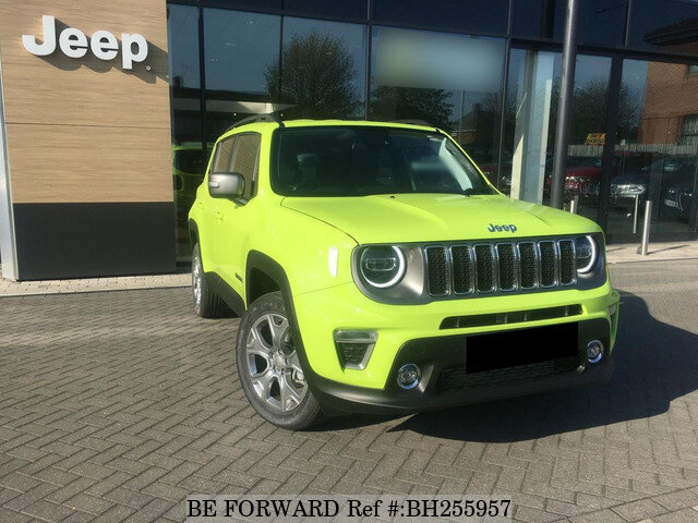 Used 2019 Jeep Renegade Automatic Diesel For Sale Bh255957 Be Forward