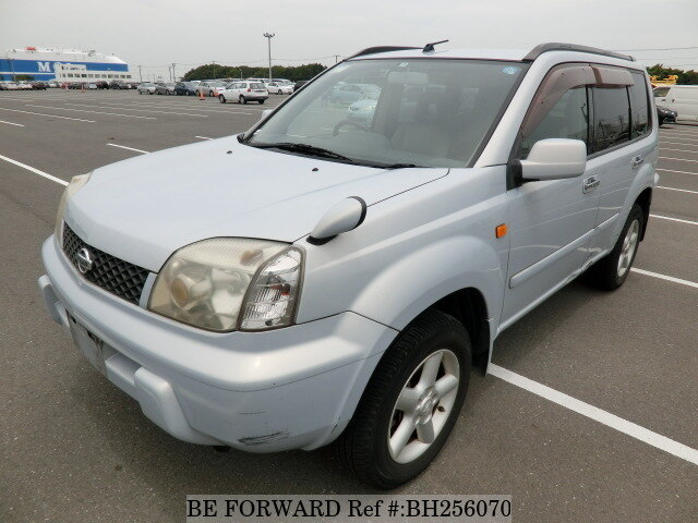 Used 2001 NISSAN X-TRAIL BH256070 for Sale