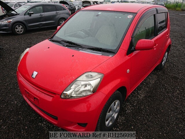 Used 2008 TOYOTA PASSO BH256095 for Sale
