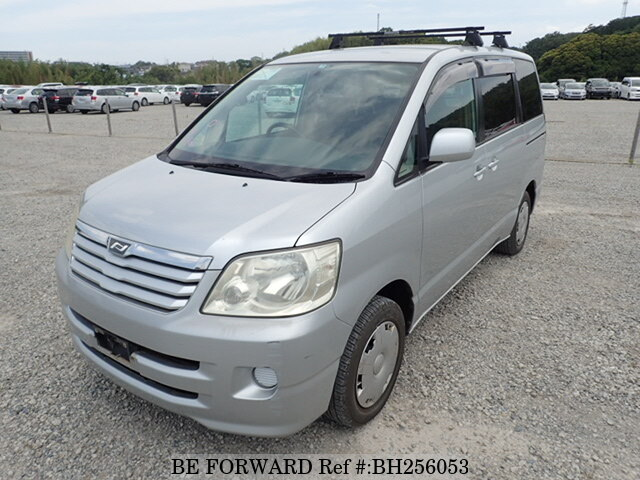 Used 2002 TOYOTA NOAH BH256053 for Sale