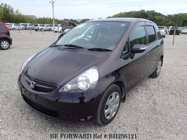 Used 2007 HONDA FIT BH256121 for Sale