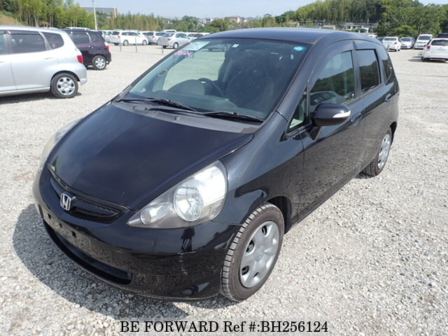 Used 2007 HONDA FIT BH256124 for Sale