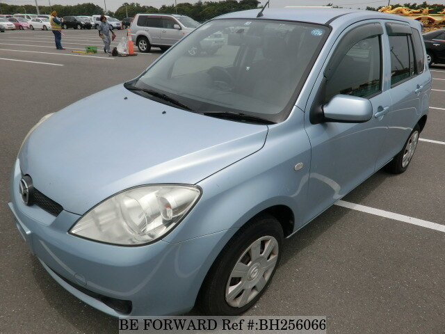 Used 2007 MAZDA DEMIO BH256066 for Sale