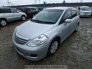 Used 2008 NISSAN TIIDA BH257811 for Sale