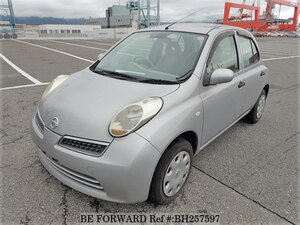 Used 2008 NISSAN MARCH BH257597 for Sale