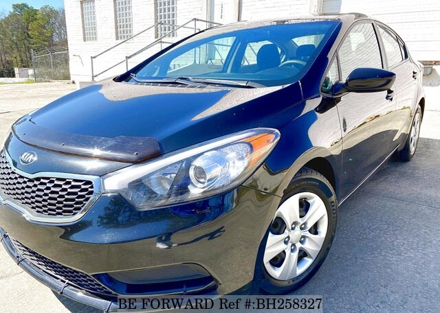 Used 2016 KIA FORTE BH258327 for Sale