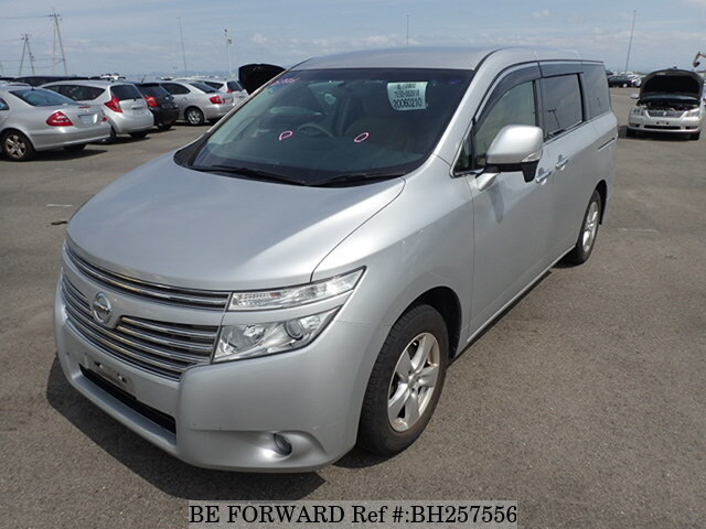 Used 2013 NISSAN ELGRAND BH257556 for Sale