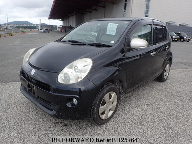 Used 2010 TOYOTA PASSO BH257643 for Sale