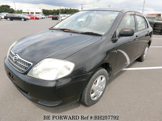 Used 2000 TOYOTA COROLLA SEDAN BH257792 for Sale