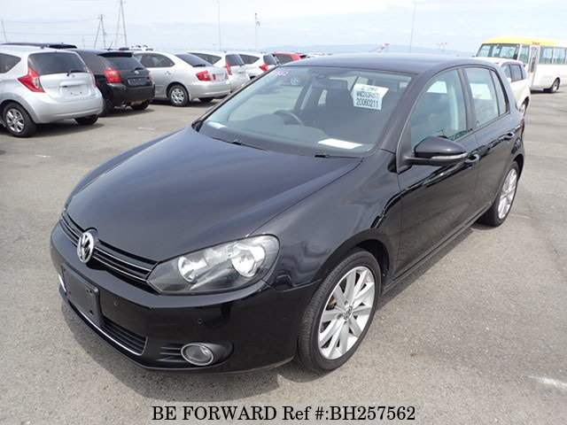 Used 2009 VOLKSWAGEN GOLF BH257562 for Sale