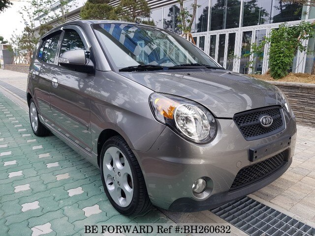 Used 2009 KIA MORNING (PICANTO) BH260632 for Sale