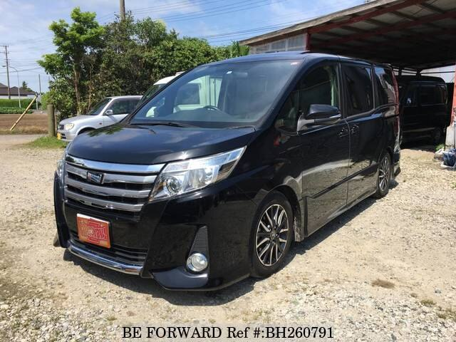 Used 2014 TOYOTA NOAH BH260791 for Sale