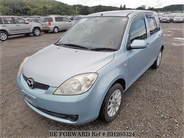 Used 2007 MAZDA DEMIO BH260324 for Sale