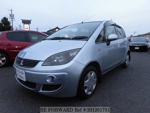Used 2007 MITSUBISHI COLT BH261751 for Sale