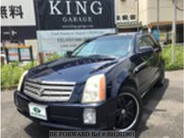 Used 2004 CADILLAC SRX BH261901 for Sale