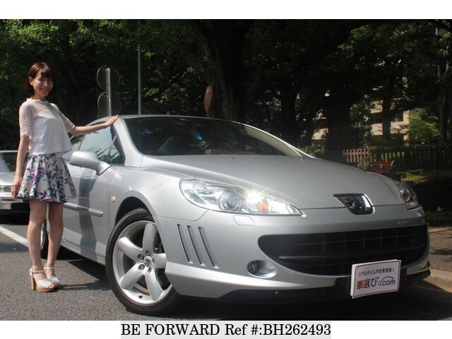Used 2007 PEUGEOT 407 BH262493 for Sale