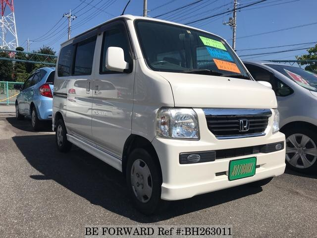 Used 2008 HONDA VAMOS BH263011 for Sale