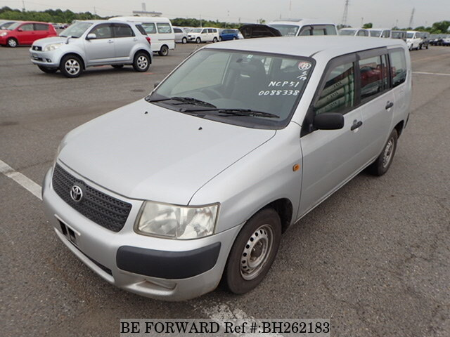 Used 2005 TOYOTA SUCCEED VAN BH262183 for Sale