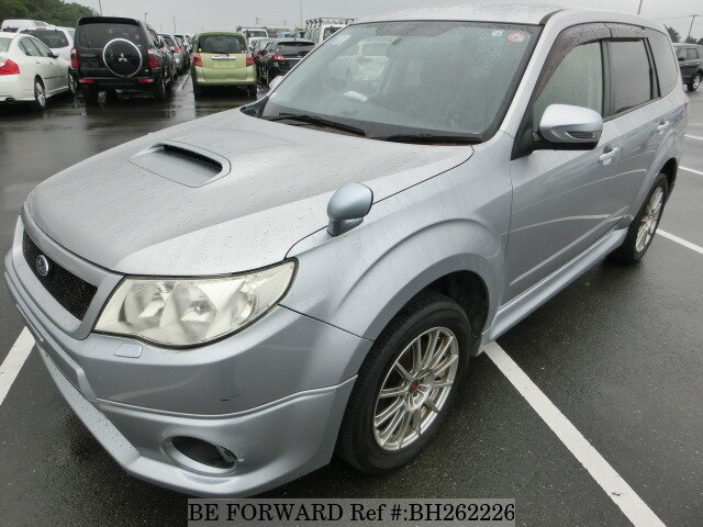 Used 2012 SUBARU FORESTER BH262226 for Sale