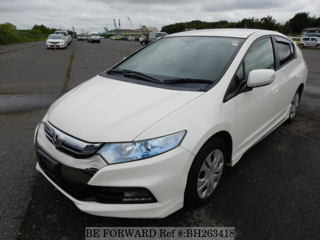 Used 2011 HONDA INSIGHT EXCLUSIVE BH263418 for Sale