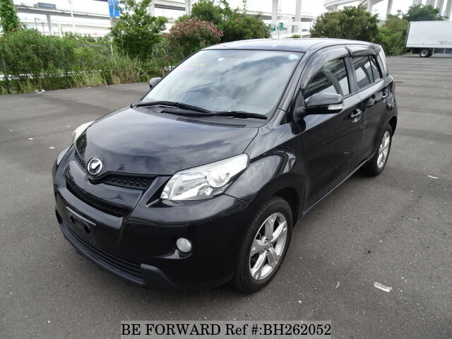 Used 2007 TOYOTA IST BH262052 for Sale