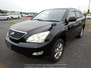 Used 2006 TOYOTA HARRIER BH263454 for Sale
