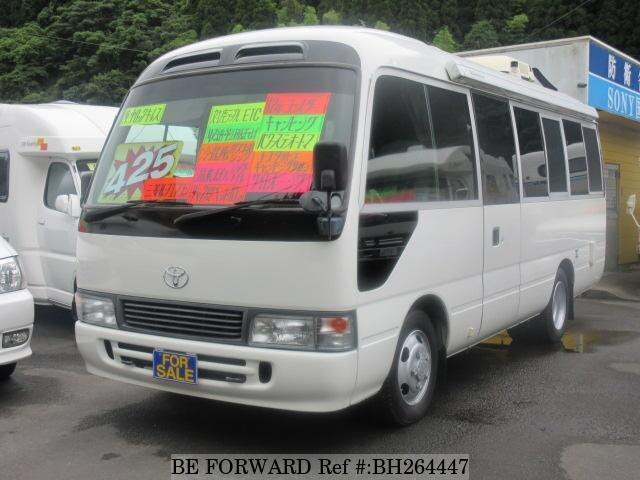 Used 2000 TOYOTA COASTER BH264447 for Sale