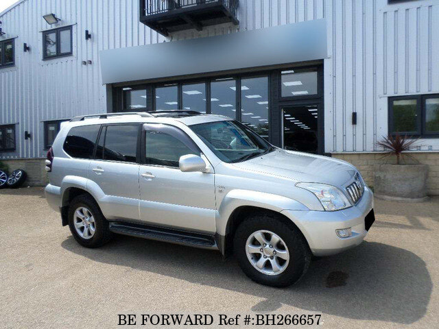 Used 2007 TOYOTA LAND CRUISER BH266657 for Sale
