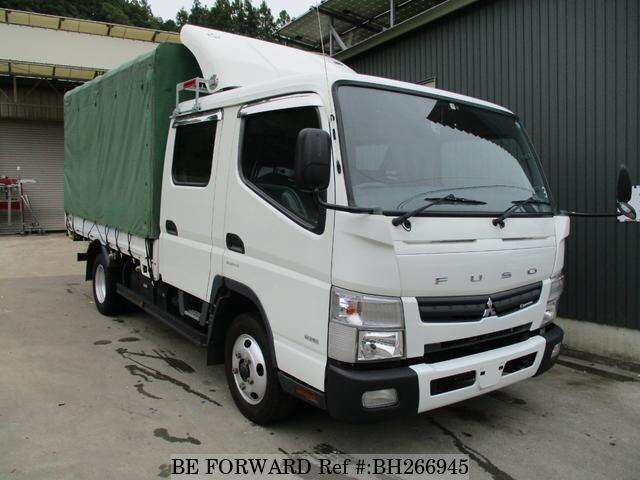 Used 2013 MITSUBISHI CANTER BH266945 for Sale