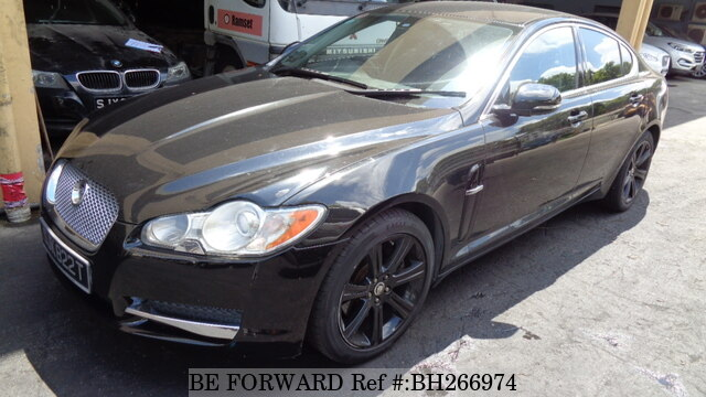 Used 2010 JAGUAR XF BH266974 for Sale