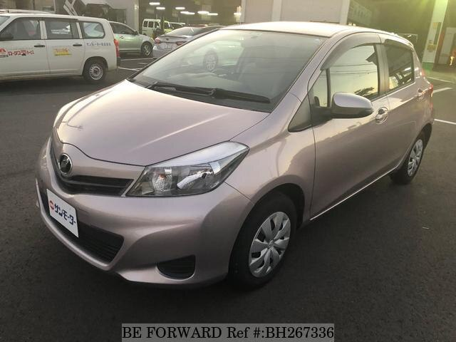 Used 2012 TOYOTA VITZ BH267336 for Sale