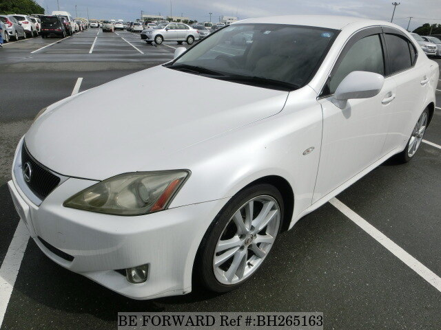 Used 2007 LEXUS IS BH265163 for Sale