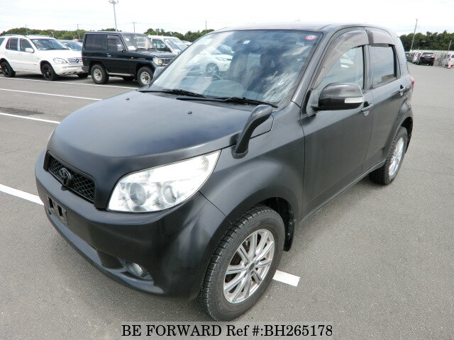 Used 2007 TOYOTA RUSH BH265178 for Sale